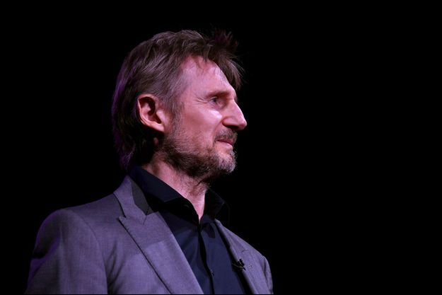 Liam Neeson à New York en mai 2018.