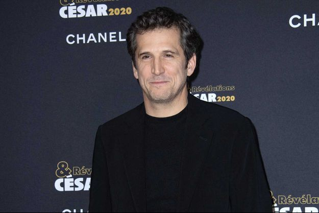 Guillaume Canet en janvier 2020.