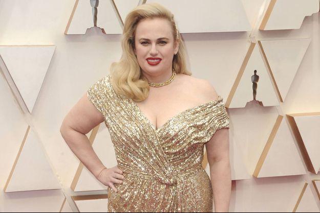 Rebel Wilson aux Oscars en février 2020