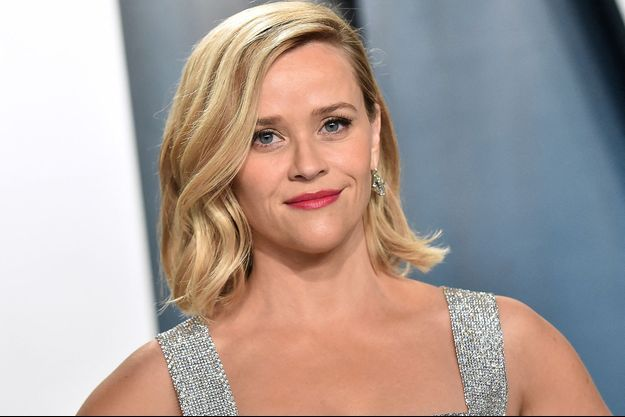 Reese Witherspoon à l'after-party des Oscars en février 2020