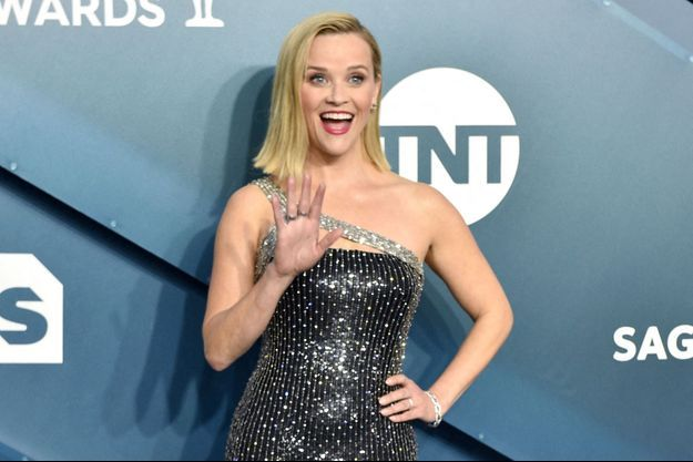 Reese Witherspoon à Los Angeles en janvier 2020.