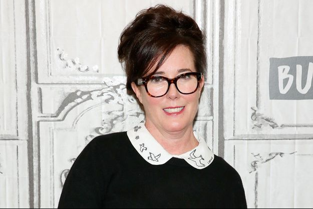 Kate Spade à New York le 28 avril 2017