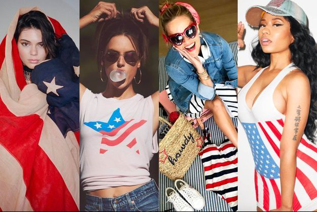 Kendall Jenner, Alessandra Ambrosio, Reese Witherspoon, Nicki Minaj