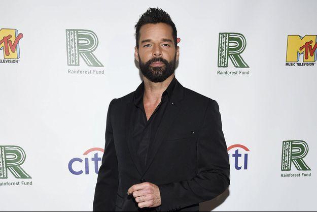 Ricky Martin le 9 décembre 2019 à New York.