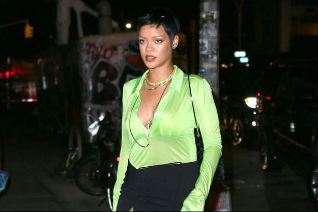 Rihanna en juin 2021