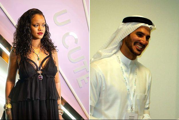 Rihanna à nouveau célibataire.