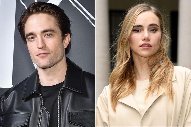 Robert Pattinson et Suki Waterhouse