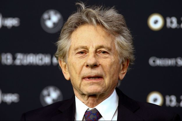 Roman Polanski, le 2 octobre 2014 en Suisse.