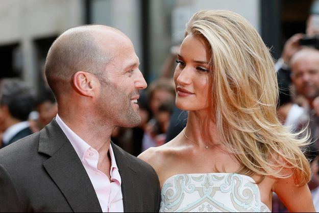 Jason Statham et Rosie Huntington-Whiteley
