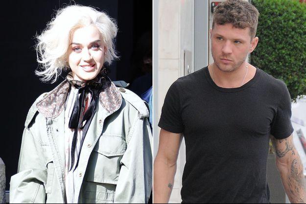 Katy Perry et Ryan Philippe en couple ?