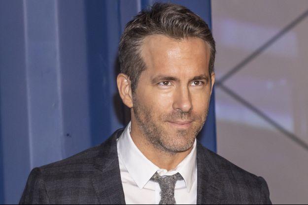 Ryan Reynolds le 10 décembre 2019 à New York.