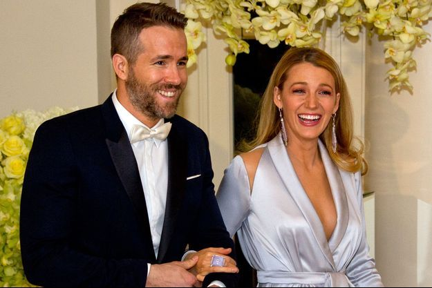 Ryan Reynolds et Blake Lively