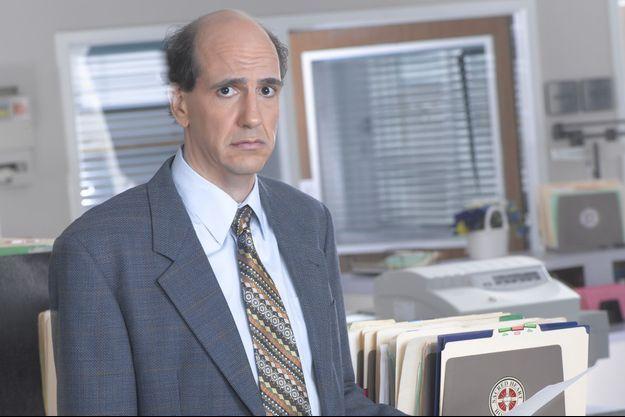 """Sam Lloyd a interprété le rôle de l'avocat Ted Buckland dans la série """"Scrubs"""" entre 2001 et 2009."""