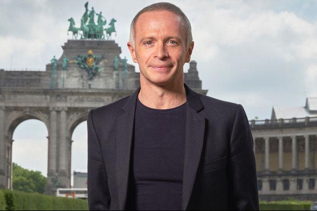 Samuel Etienne à Bruxelles en juin 2017.