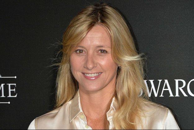 Sarah Lavoine est la femme de Marc Lavoine.