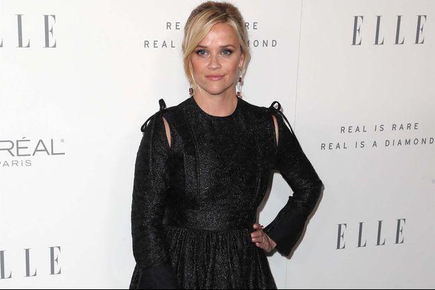 L'actrice Reese Witherspoon à la soirée Elle's Women