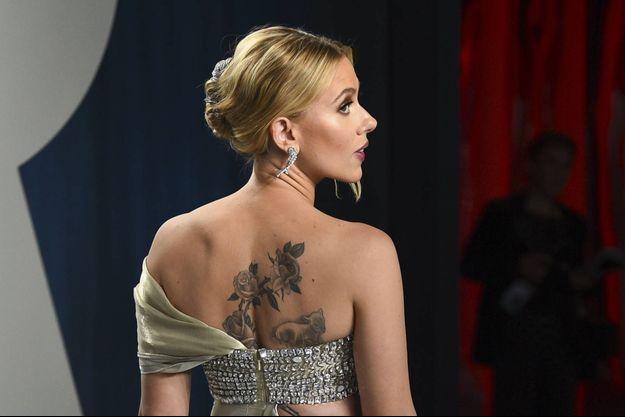 """Scarlett Johansson : """"Le plus important à mes yeux est de ne pas faire marche arrière."""""""