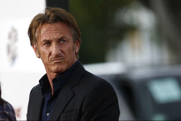 Sean Penn en 2014.
