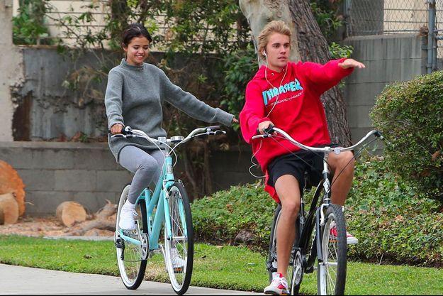 Justine Bieber et Selena Gomez