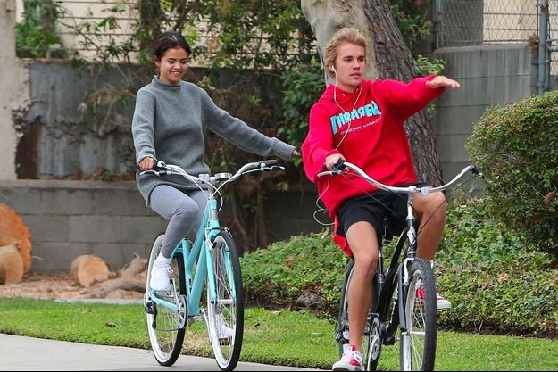 Selena Gomez et Justin Bieber