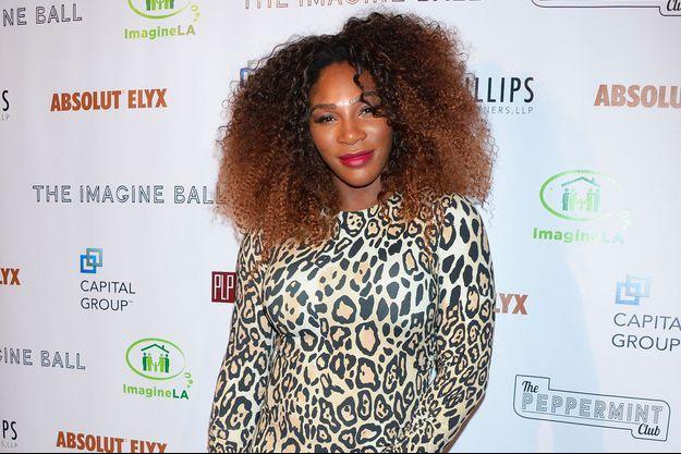 Serena Williams à Los Angeles, le 23 septembre 2018.