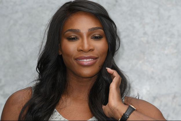 Serena Williams en novembre 2016 à Milan.