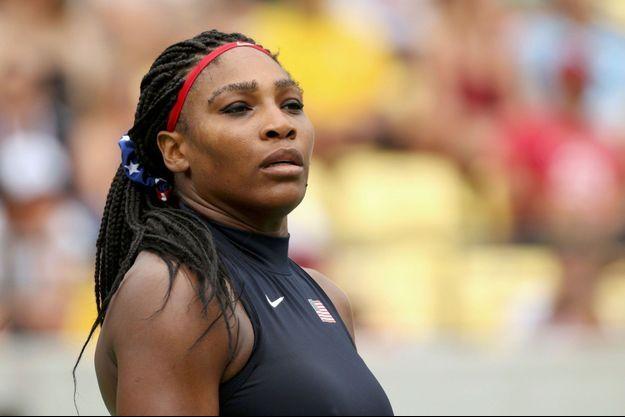Serena Williams en août 2016