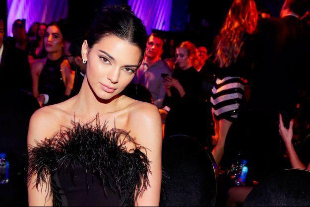 Kendall Jenner en novembre 2018