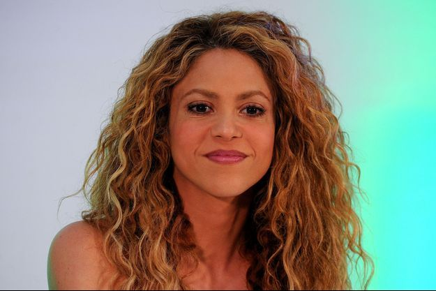 Shakira, en juillet 2018.