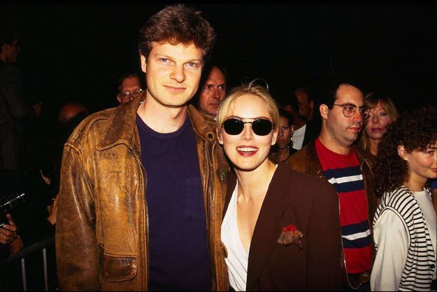 Steve Bing et Sharon Stone