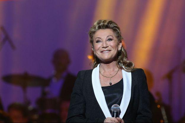Sheila à Paris en 2013.