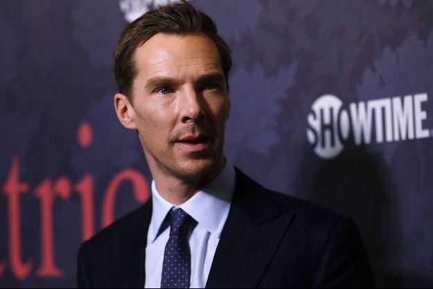 """Benedict Cumberbatch à la première de la série """"Patrick Melrose"""", le 25 avril, à Los Angeles."""