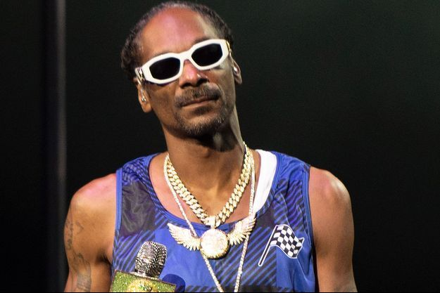 Snoop Dogg au Kings of the West festival (San Jose), le 14 septembre dernier.