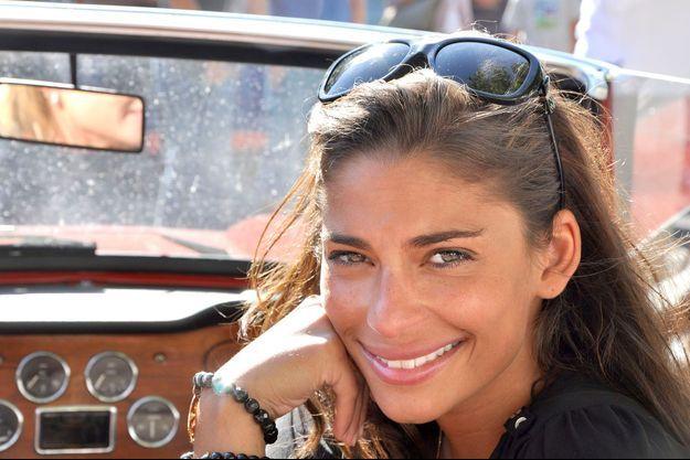 Tatiana Silva en août 2011