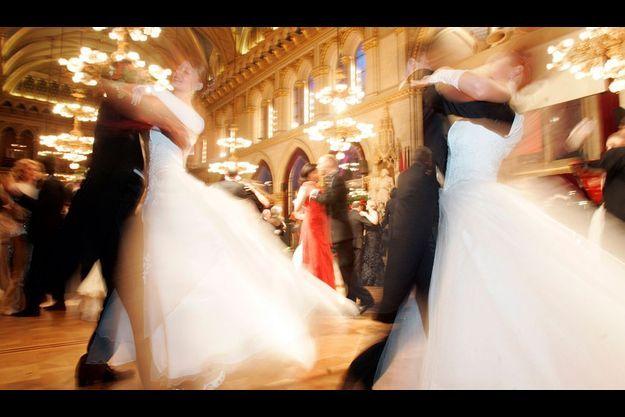 """""""Le bal de Moscou"""" à Vienne en 2007."""