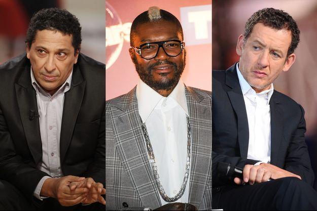 Smaïn, Djibril Cissé et Dany Boon ont partagé leur chagrin et leur témoignage sur les réseaux sociaux.