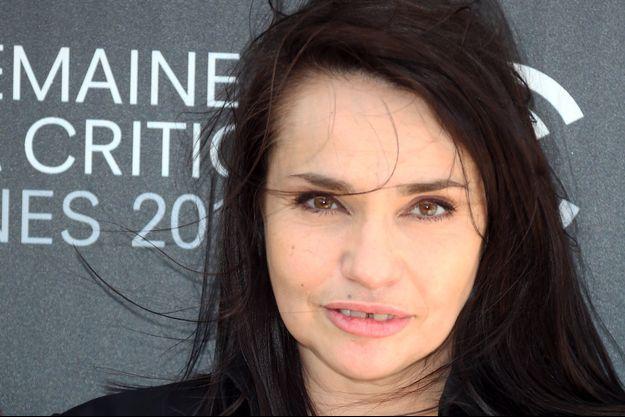 Beatrice Dalle au 66ème Festival de Cannes en mai 2013.