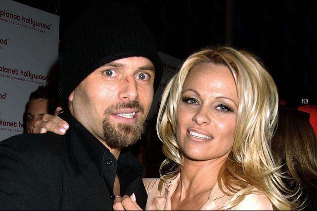 Enième divorce pour Pamela Anderson et Rick Salomon