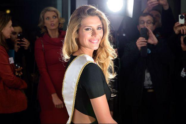 Camille Cerf à Paris le 8 décembre