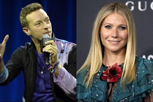 Chris Martin et Gwyneth Paltrow