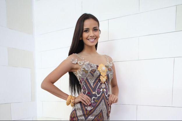 Miss Philippine et Miss Monde 2013.