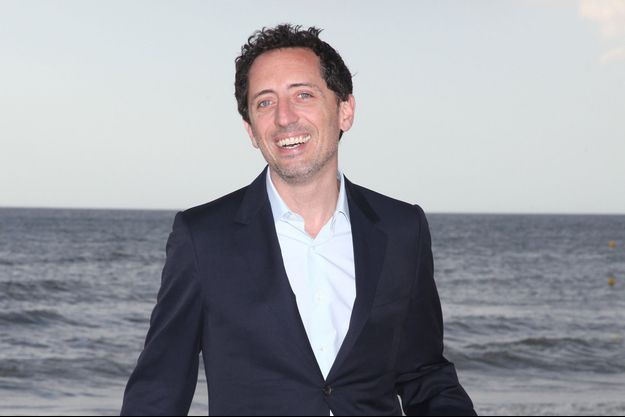 Gad Elmaleh au Festival de Cabourg 2012.