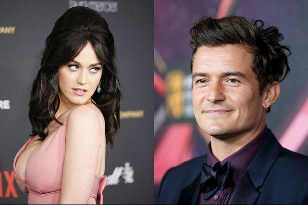 Katy Perry et Orlando Bloom