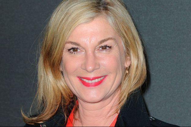 Michèle Laroque lors de la soirée des 30 ans de Canal +.
