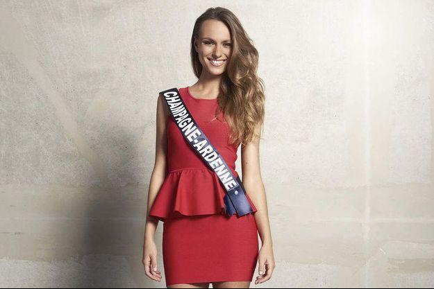 Miss Champagne-Ardenne 2015–Océane Pagenot