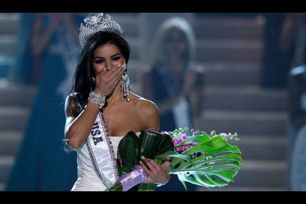 Miss America, 2010 Rima Fakih.
