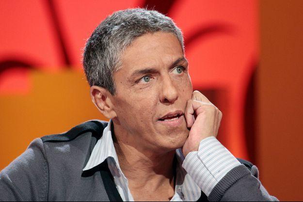 Samy Naceri en octobre 2009