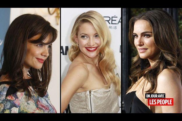 Katie Holmes, Kate Hudson et Natalie Portman