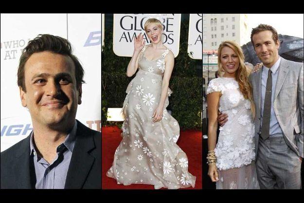 Jason Segel, Michelle Williams, Blake Lively et Ryan Reynolds.