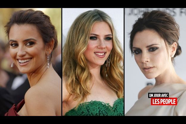Penelope Cruz, Scarlett Johansson et Victoria Beckham